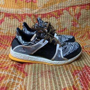 Adidas Pure Boost X TR Zebra Sneakers